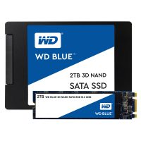 Western Digital 64-layer 3D NAND SSD Announced