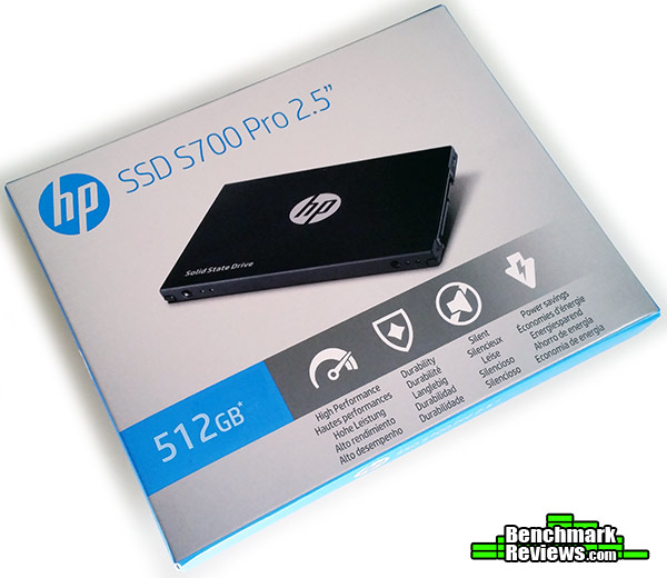 HP SSD S700 PRO SATA 6 Gb/s Solid State Drive Review