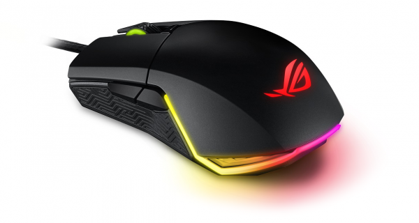 ASUS ROG Pugio Ambidextrous Gaming Mouse Launched