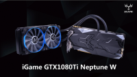 COLORFUL iGame GTX1080Ti Neptune WLiquid-Cooled Graphics Card Introduced