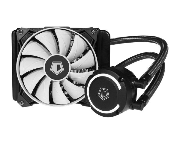 ID-COOLING FROSTFLOW+ Series AIO Water Cooler Released