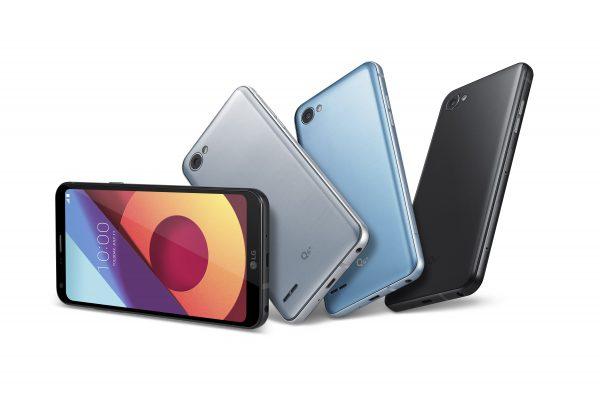 LG Q6 Smartphone Introduced