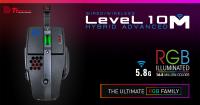 Tt eSPORTS Level 10 M Hybrid Advanced Gaming MouseRevealed