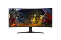 LG 34UC89G UltraWide Curved Monitor Supports FaZe Clan