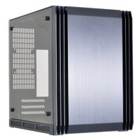 Lian Li PC-Q39 Tempered Glass Mini-ITX Tower Case Debuts
