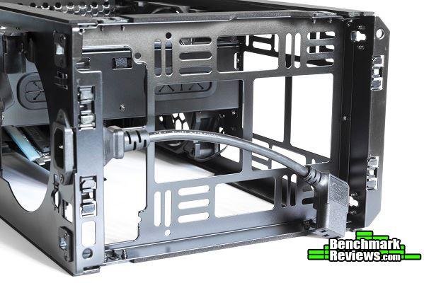 Phanteks Enthoo Evolv Shift PH-ES217E ITX Case Review