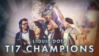 Team Liquid Makes Esports history at The International 2017