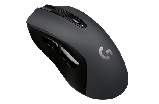 Logitech G Debuts G603 LIGHTSPEED Wireless Gaming Mouse