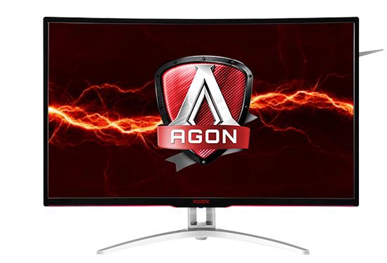 AOC AG322QCX 144Hz QHD Gaming Monitor Debuts