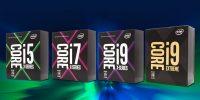 Intel Core X-series Extreme Edition 18-core Processor Debuts