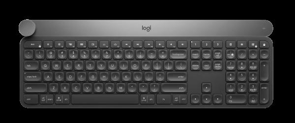 Logitech CRAFT Advanced Keyboard Announced