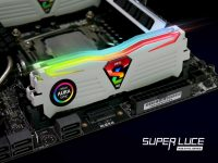 Super Luce RGB Sync_on motherboard
