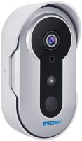 ESCAM QF220 WiFi Doorbell IP Camera Front Angle