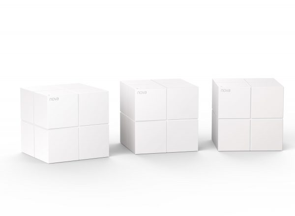 Tenda Nova Mesh Wi-Fi System Available
