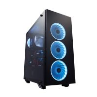 FSP CMT510 Tempered Glass Mid-Tower Gaming Case Debuts