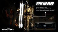 PATRIOT VIPER LED DDR4 Performance Memory