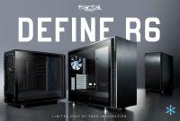 Fractal Design Define R6 Case Launches