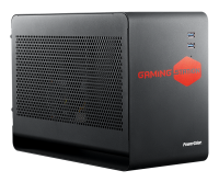 PowerColor GAMING STATION External Video Card Chassis Debuts