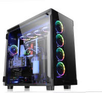 Thermaltake View 91 Tempered Glass Edition Super Tower Chassis_1