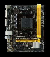 BIOSTAR A68MDE Micro-ATX FM2+ Motherboard Debuts