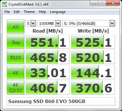 Resultado de imagen para samsung ssd 860 evo 500gb