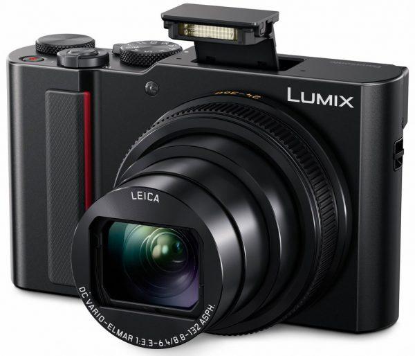 Panasonic LUMIX DMC-ZS200 Travel Zoom Camera Debuts
