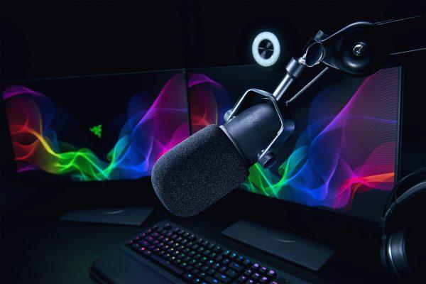 Razer Seiren Elite Pro-Grade Microphone Announced