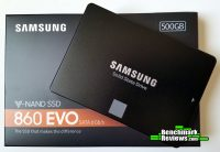 Samsung SSD 860 EVO Solid State Drive Review