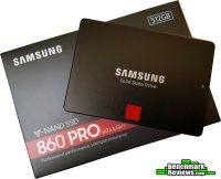 Samsung SSD 860 PRO Solid State Drive Review
