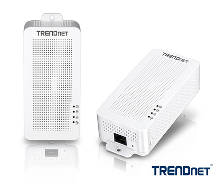 TRENDnet TPL-331EP2K Powerline Adapter Launched