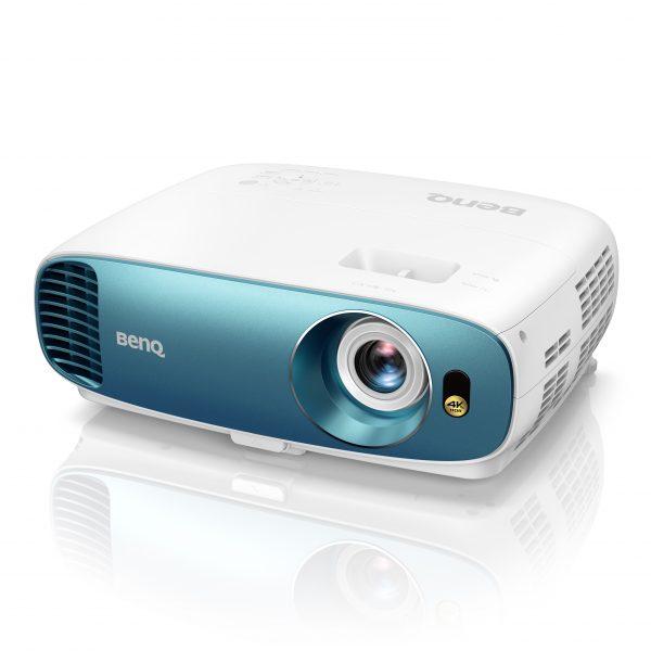 BenQ TK800 4K UHD DLP Projector Debuts