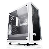 Fractal Design Meshify C White TG Case Available