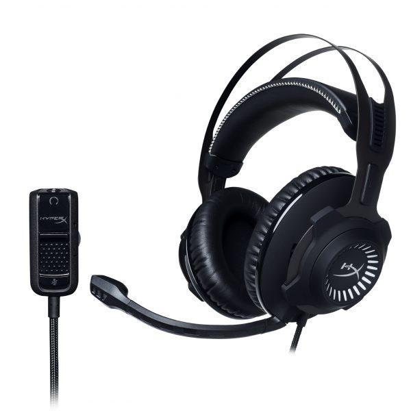 HyperX Cloud Revolver Gunmetal Gaming Headset Debuts 4
