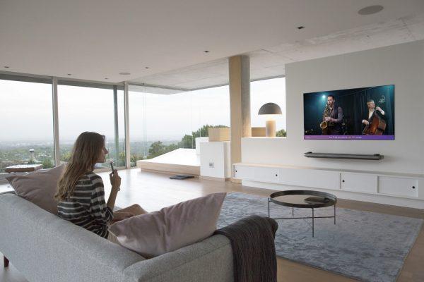 LGSK95 OLEDSUPER UHD TV Debuts