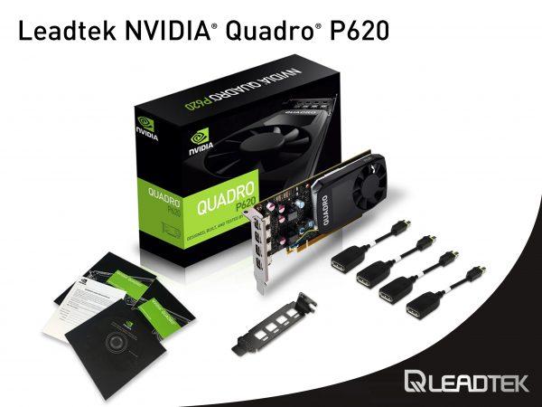 Leadtek_NVIDIA_Quadro_P620_news