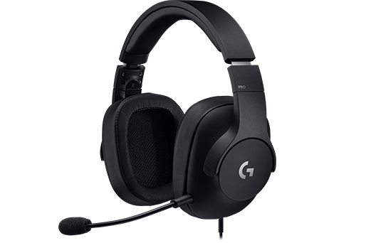 Logitech PRO Gaming Headset Launches