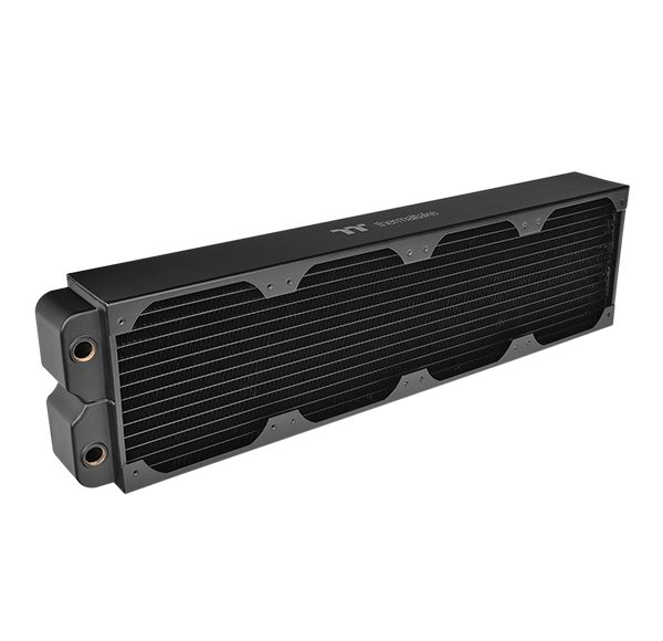 Thermaltake Launches CopperPacific CL480 Radiator