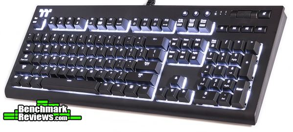 Thermaltake Tt Premium X1 Rgb Cherry Mx Silver Keyboard Review