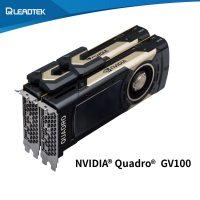 Leadtek NVIDIA Quadro GV100 Graphics Card Released