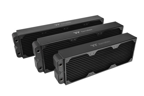 Thermaltake PacificCL480Copper Radiators Launched