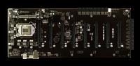 BIOSTAR TB250-BTC D+ 8-GPU Mining Motherboard