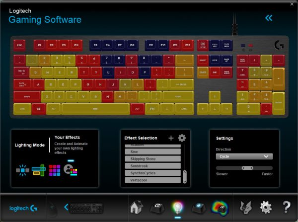 Logitech G513 Carbon Mechanical Gaming Keyboard Review