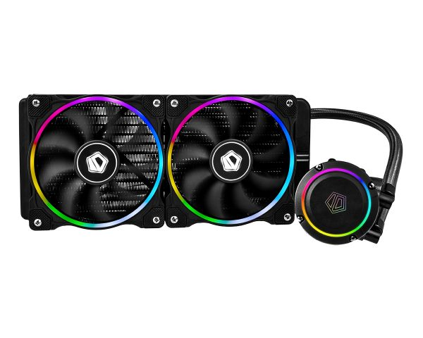 ID-COOLING CHROMAFLOW 240 AIO Water CoolerReleased