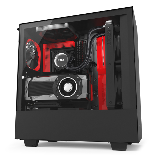 NZXT H500i Mid-Tower PC Case Debuts