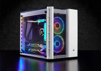 CORSAIR Crystal 280X RGB MATX Case Launched