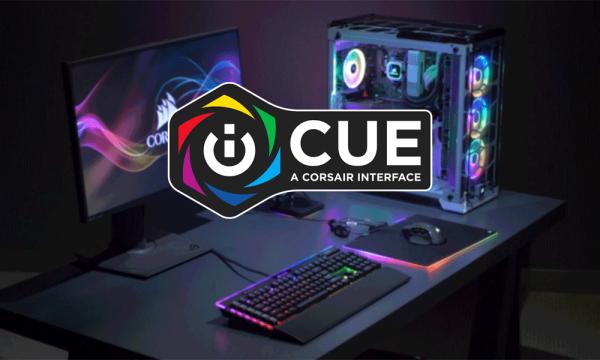 CORSAIR iCUE Free Lighting Software Debuts