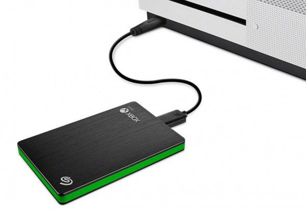 Seagate Game Drive for Xbox SSD Announced
