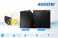 ASUSTOR AS3102T v2 & AS3204T v2 Redefine Enthusiast NAS