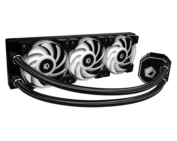 ID-COOLING DASHFLOW 360 RGB Sync AIO Water Cooler Debuts