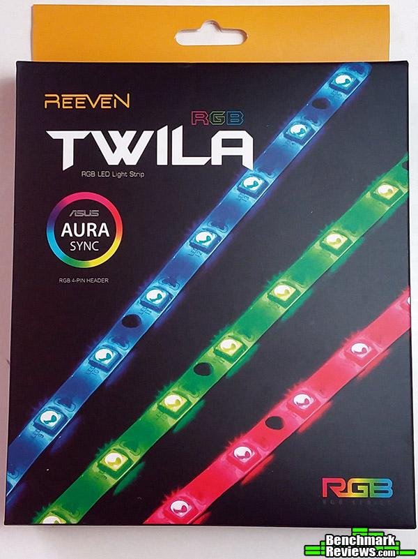 Reeven Twila RGB LED Light Strip Review